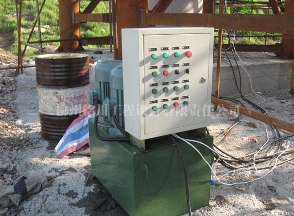 ZLDB连续顶推液压泵站