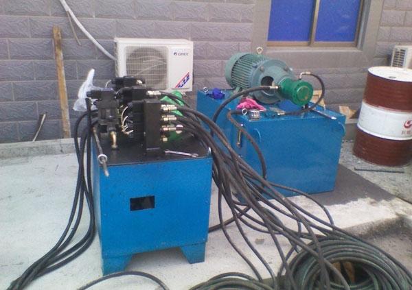 MCS预制桩数控张拉系统