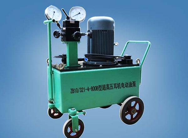 ZB10-800型电动油泵